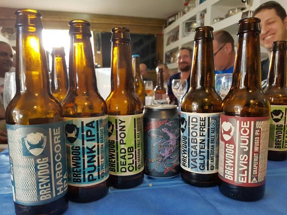 מועדון הבירה בבנימינה: מבשלת הבירה BrewDog