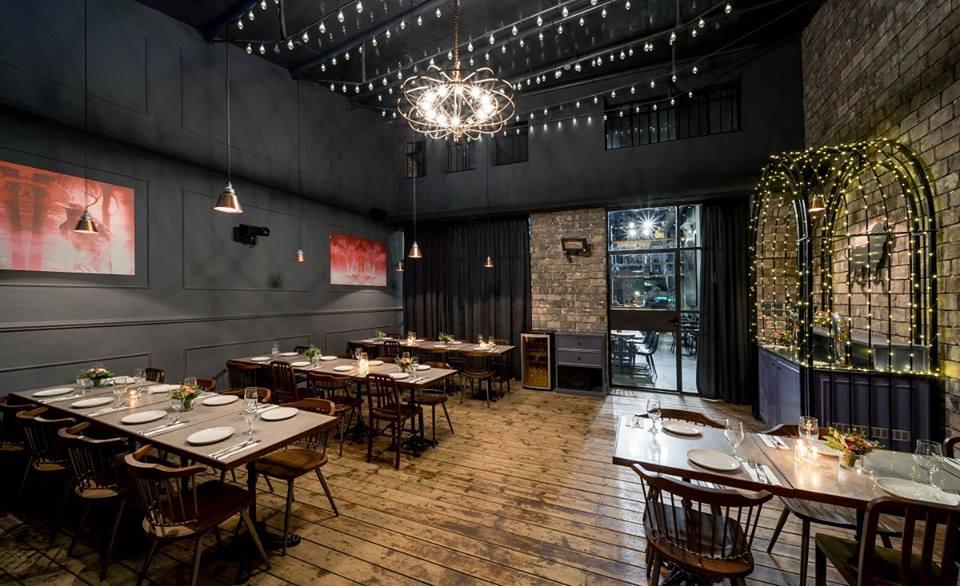 מבשלת ליבירה היא מסעדה יפהפיה הממקומת בעיר התחתית בחיפה, באיזור המחודש, הצעיר והתוסס.
