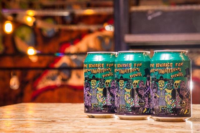 בירה בסגנון Double IPA חדשה של ברודוג