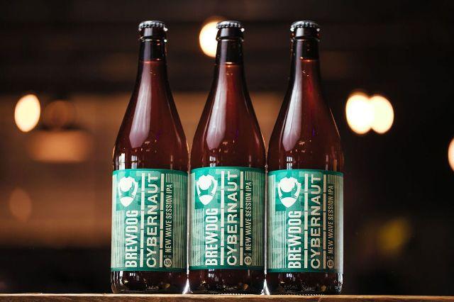 בירה בסגנון New England IPA של מבשלת ברודוג