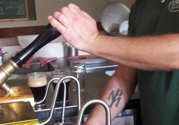 מועדון הבירה נוסע העירה: Bennys Cask Ale Pub